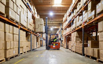 Three Ways To Improve Warehouse Efficiency Using A Mobile Dimensioner